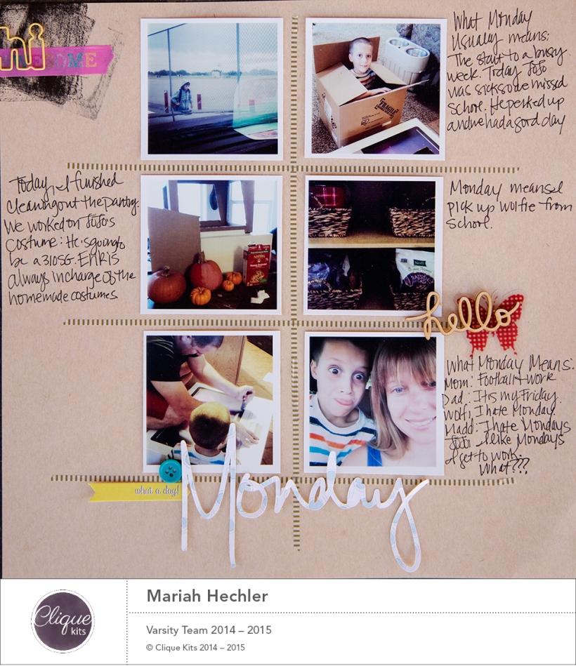 mariahhechler_November2014_Monday