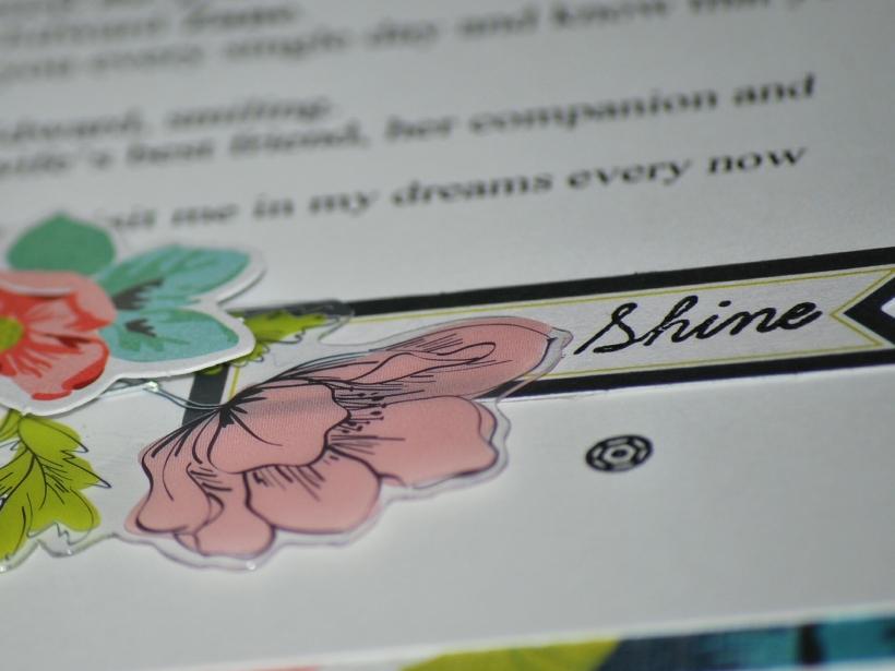#enchantedmeadow, @cliquekits, #cliquekits, @nmartel, #scrapbooking, #heidi_swapp, #stamping, #journaling