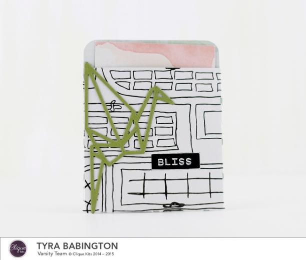 Bliss CloseUp Library Pocket Clique Kits Tyra Babingtonv2