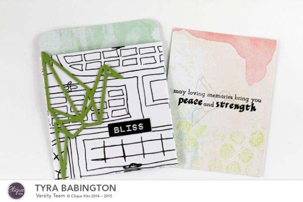 Bliss Library Pocket Clique Kits Tyra Babington