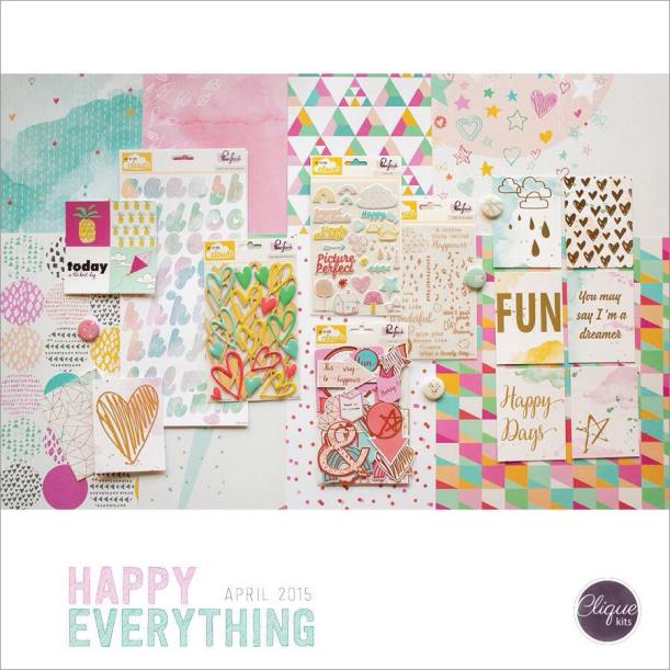 April Happy Everything