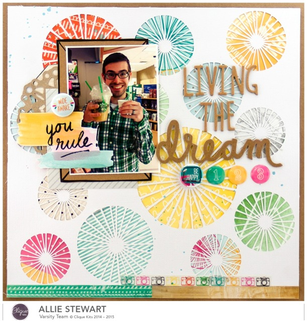Living the Dream_Amy Tangerine_Allie Stewart_Layout