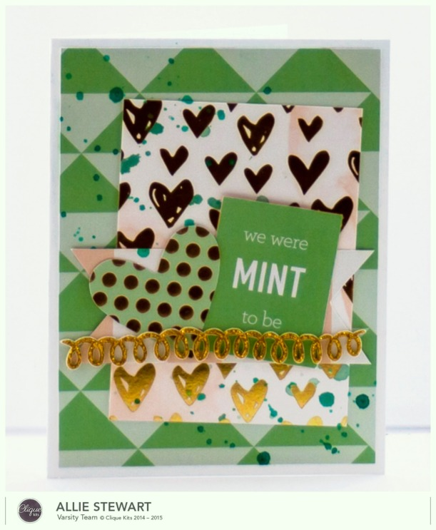 Mint to Be_My Minds Eye_Allie Stewart_Card