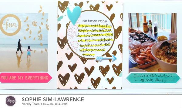 Sydney PL Detail 1, @colortypes sophie @cliquekits, #cliquekits #scrapbooking#DIY #ckhappyeverything