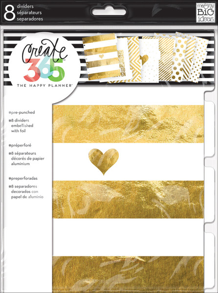 MAMBI GOld Dividers