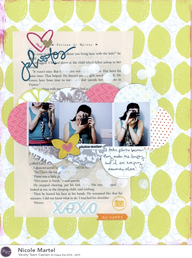 @nicolemartel #cliquekits #pinkpaislee #ckdesignteam #stamping #mixedmedia