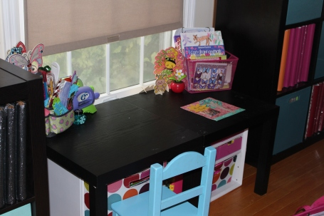 miss munchkins desk