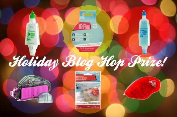 Holiday Blog Hop Prize