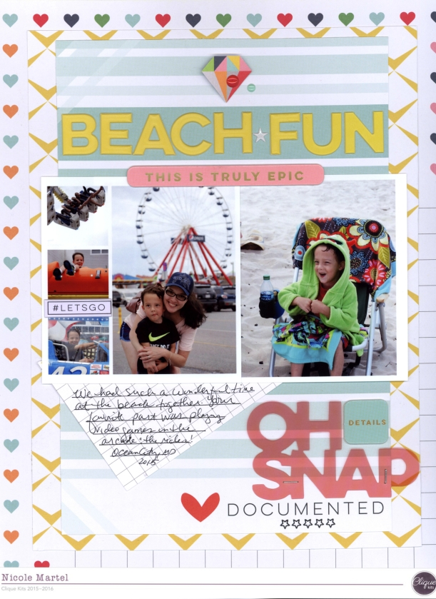 BEACH FUN_NICOLE MARTEL_CLIQUE KITS_PINKFRESH STUDIO_LAYOUT 001